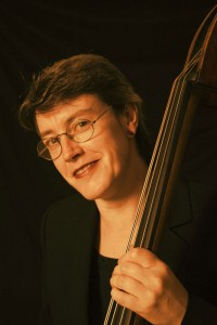 Frances Dorling (double bass)